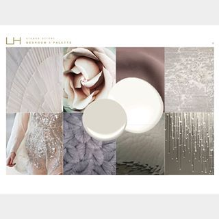 Instagram photo by laurahammett.interiors - A peek at the concepts for our new Chelsea project #designconcept #moodboard #inthestudio #interiordesign #interiorarchitecture #laurahammett