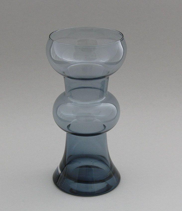 Glass vase, Kielo, Oiva Toikka