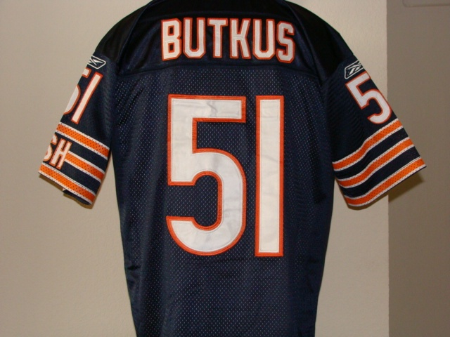 511ac0ff ... hot navy blue 1940s throwback alternate nfl jersey 51 dick butkus  chicago bears nfl lb 1965 clearance nike ...
