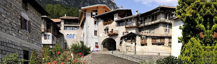 #Rango #BorghipiùbellidItalia #termedicomano #Trentino #borgorurale #natura #tradizionicontadini #visitacomano