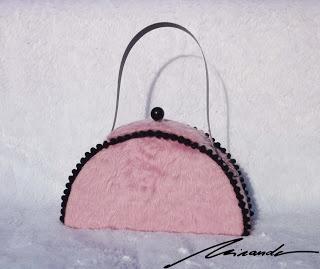 A #pink #bag