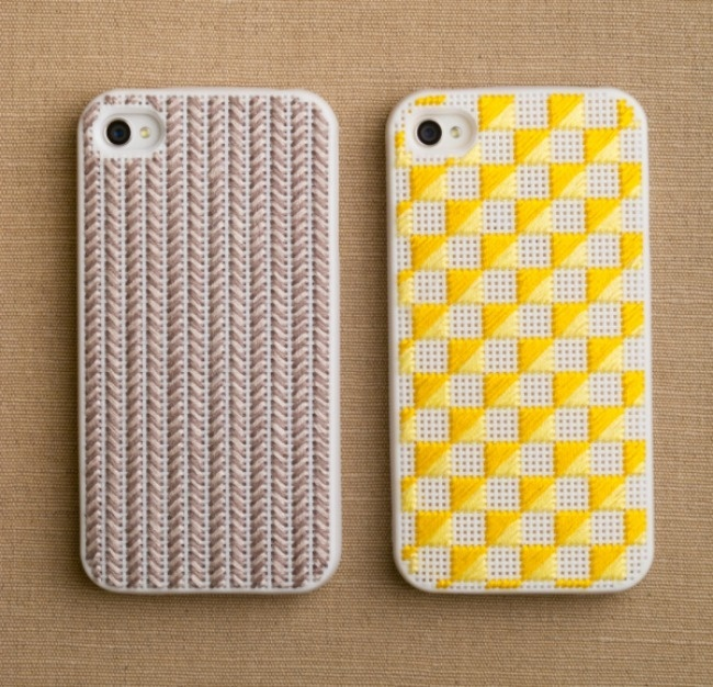 Image of Iphone 4 Case CrossStich kit