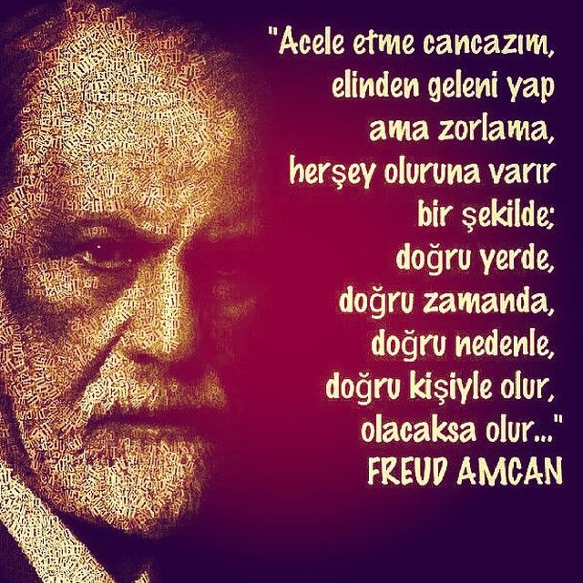 En Güzel Sigmund Freud Sözleri