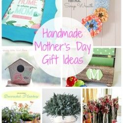 Handmade Mother's Day Gift Ideas