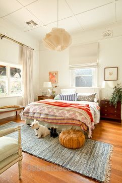 100 Year Old House Becomes A Family Home In Australia   Eclectic   Bedroom    Per