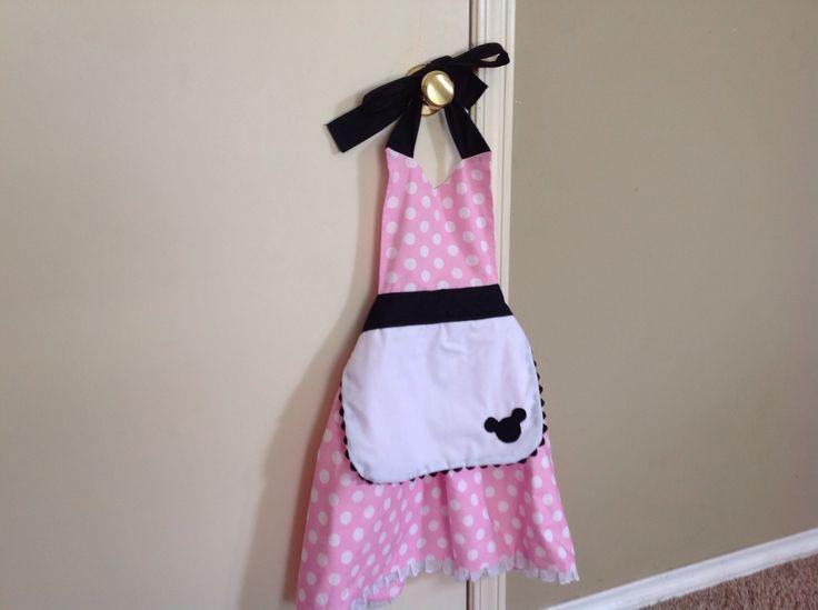 Minnie dress up apron....https://www.etsy.com/ca/shop/WobblyNeedle?ref=search_shop_redirect