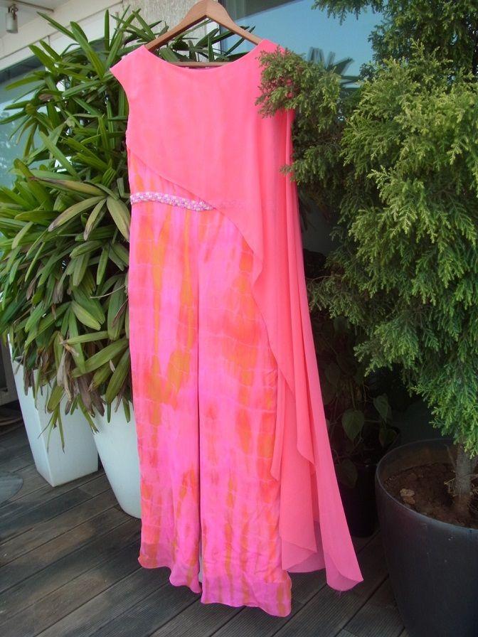 #SummerFashion #Tunic #Fashionista #FashionDesigner #SandhyaShah #Palanquine #Jumpsuit