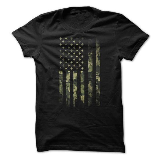Camo Flag - #tshirts #long sweater. LOWEST PRICE => https://www.sunfrog.com/Political/Camo-Flag.html?68278