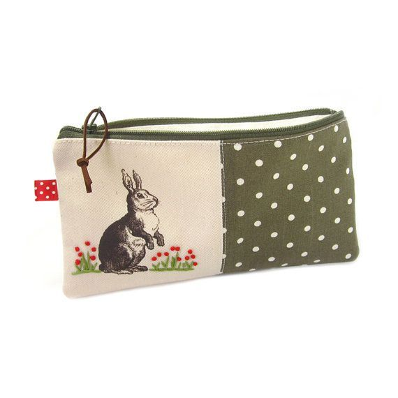 Other stuff he got at home. An Easter pencil case not this one but only example I had.