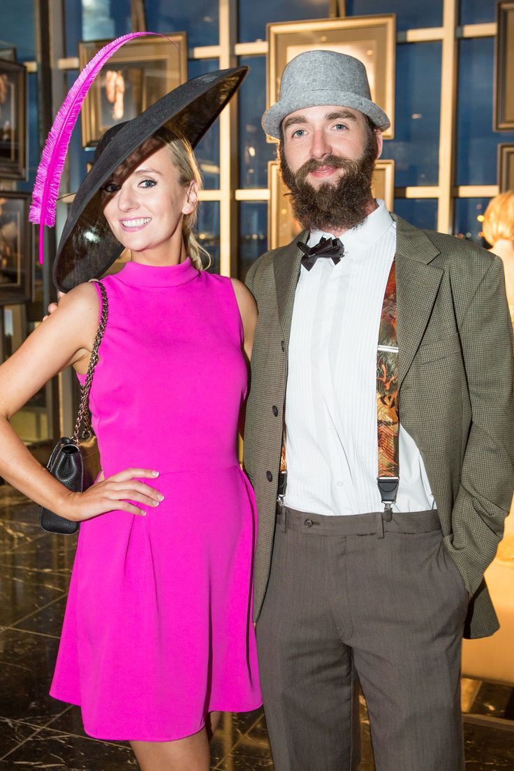 Edel Ramberg attending the annual 'Best Hat Event' at the g Hotel & Spa for the Galway Races 2014 www.theghotel.ie