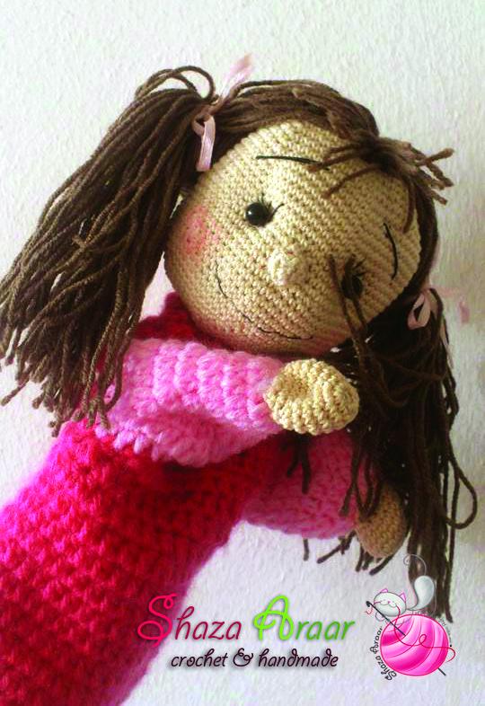 soso  doll crochet .....