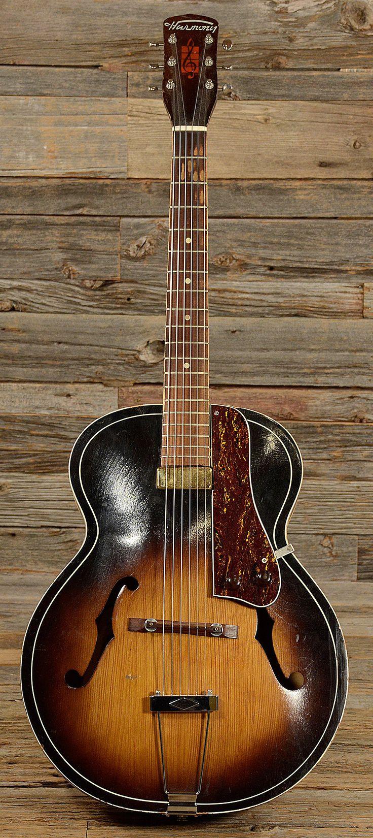 267 best vintage single pickup guitars images on pinterest. Black Bedroom Furniture Sets. Home Design Ideas