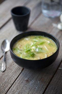 Leftover Chicken and Sweetcorn Soup | The Official Website for Donal Skehan