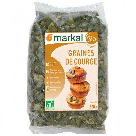 Graines De Courges - 500 G - Riche en Protéines et Sels Minéraux ... Dommage que ce soit un peu cher mais la qualité est là