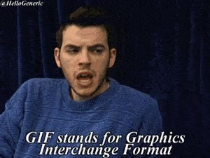 Pull Up a Chair for the Gif Party