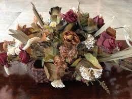 Résultats de recherche d'images pour «dry flower arrangement»
