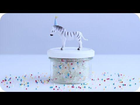 Geburtstagsgeschenke selber machen | Last minute Geschenke selbstgemacht | DIY Peeling | chestnut! - YouTube