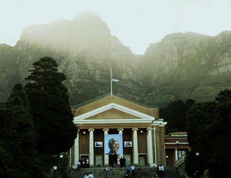 The famous view - of UCT - what's your best memmory.  Share with us.