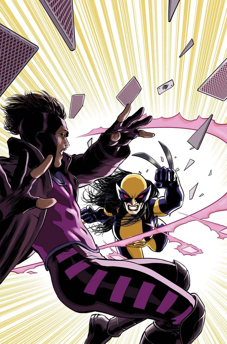 Rogue and wolverine dating