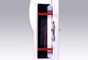 Sliding patio door security - Standard patio doors - highest in North America