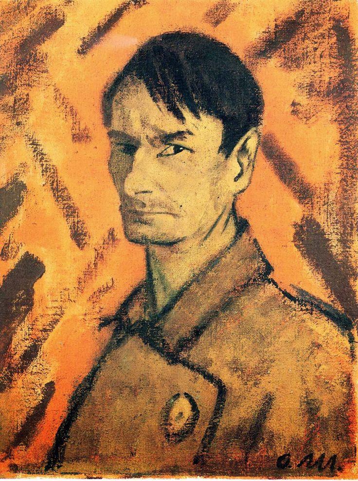 Mueller was een van de meeste lyrische Duitse expressionistische schilders. Centraal thema in zijn werk was de eenheid van mens en natuur. Hij is vooral bekend vanwege zijn naakten en schilderijen van zigeunervrouwen.