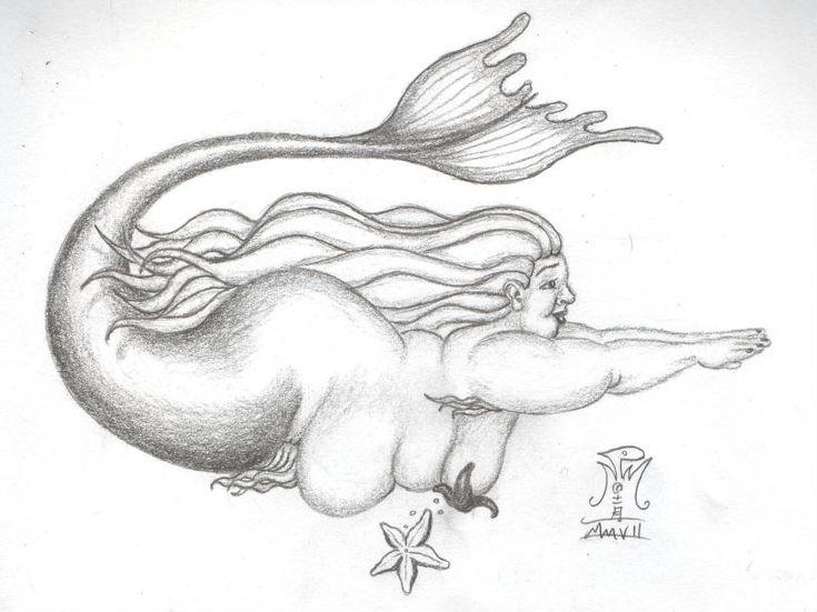 Google Image Result for http://www.deviantart.com/download/69287972/BBW_Mermaid_Sketch_by_LimeGreenSquid.jpg