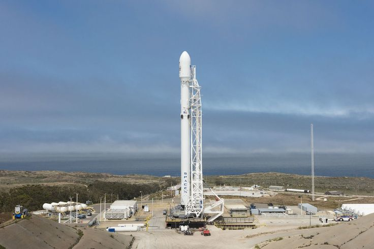 SpaceX launched and landed another one of its Falcon 9 rockets