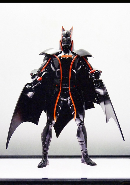 #Batman Dc Direct: Alex Ross Armored  #toys