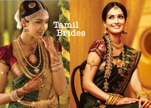 A Summary Of South Indian Bridal Jewellery From Head To Toe In This Series That Covers Four States India