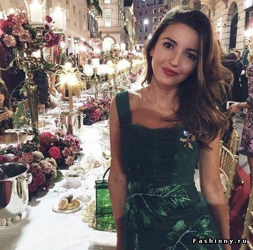Модный Инстаграм: осенние образы Alexandra Pereira (Lovelypepa)