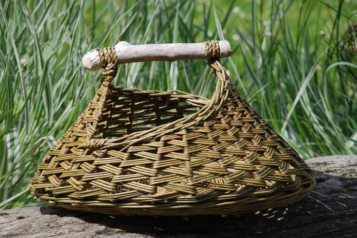Basket Weaving With Willow Branches : Best images about weaving on environmental