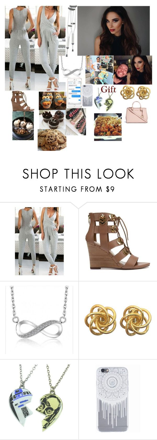 """Oh Finn"" by banks-on-it ❤ liked on Polyvore featuring R2 and Michael Kors"