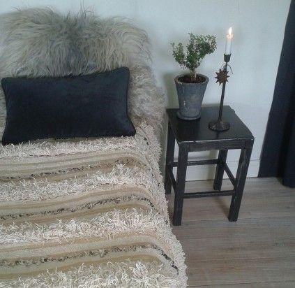 Beautifull handira ore wedding blanket from mokks.dk
