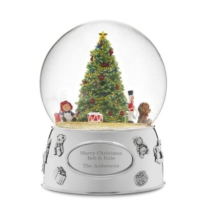 The personalized Make-A-Wish Christmas Tree and Toys Snow Globe will bring Christmas cheer to you and yours this holiday season. For every purchase of our Make-A-Wish gifts, Things Remembered will donate $2 of the purchase price, with a minimum guaranteed donation of $150,000 to Make-A-Wish. For more information, visit wish.org. https://www.thingsremembered.com/product/Make-A-Wish-Christmas-Tree-and-Toys-Snow-Globe/178205.uts