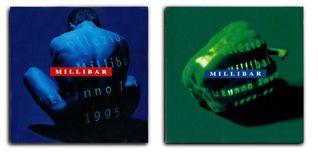 CLIENTE Millibar. Catalogo per collezione autunno 1995 #stile #moda #catalogo #grafica #design #dart