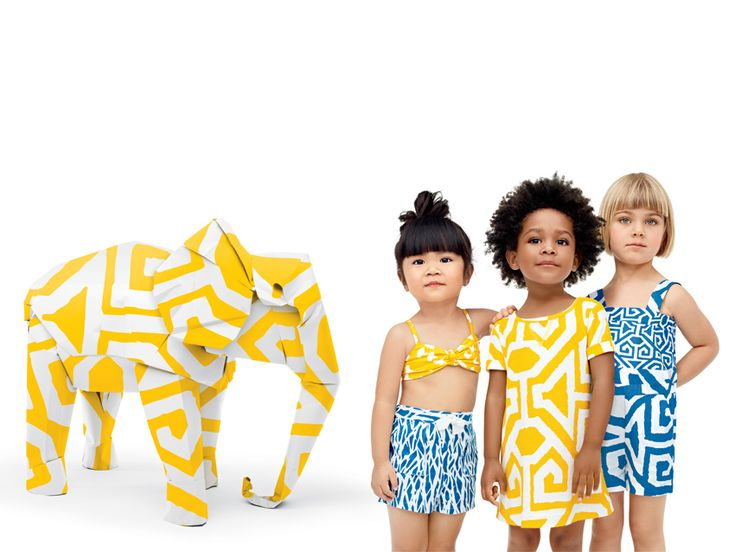 The limited Edition Explorers Collection, new DVF at gap kids!