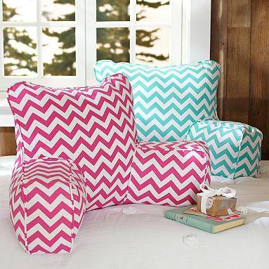 Chevron Lounge Around Pillow Cover