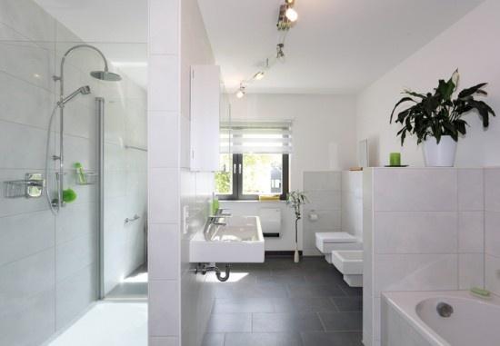 Fertighaus wohnidee badezimmer wohnideen badezimmer for Badezimmer ideen instagram