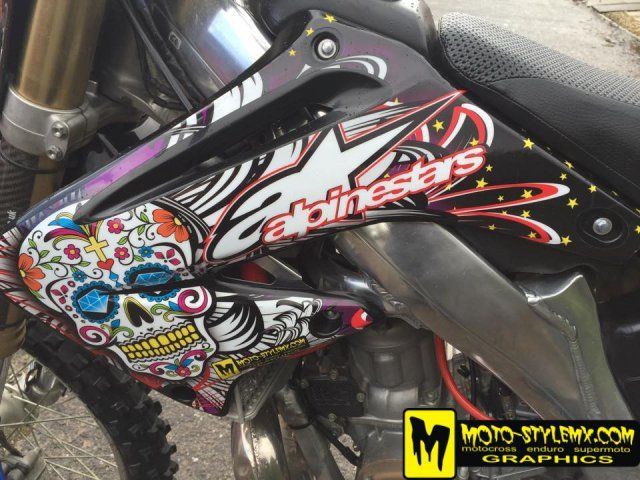 Best KTM Graphics Images On Pinterest Graphics Motocross And - Cool custom motorcycle stickers
