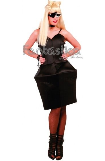 Disfraz para Mujer Lady Gaga. Disfraces de Carnaval para Mujeres.