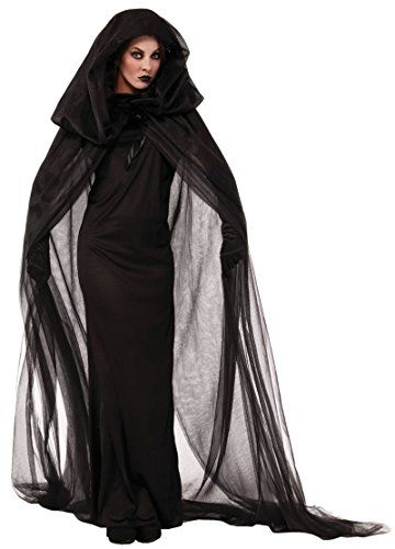 Disfraz de bruja muy popular para Halloween. También es una buena selección para cosplay o stage show. Fabricado con tela suave y respirable, muy cómodo para vestir.