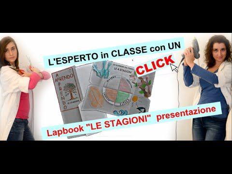 """APRENDO – APPRENDO: Lapbook """"LE STAGIONI""""  """