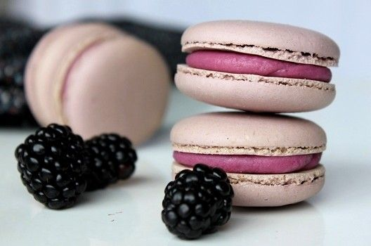 macarons look like a tremendous amount of work but i really want to tackle them!