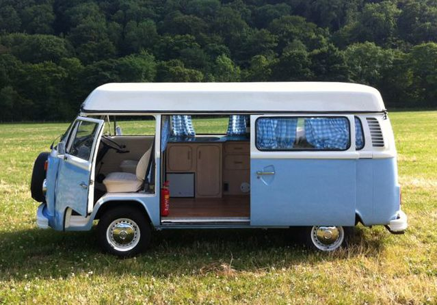 hire a vw camper van to explore the yorkshire dales. Black Bedroom Furniture Sets. Home Design Ideas