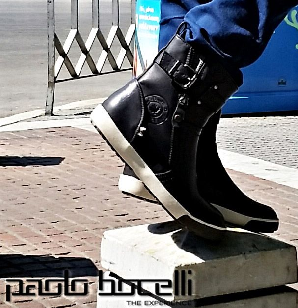casual μποτάκι τώρα 27,00€  shop now @ https://goo.gl/Z8mvmy ‪#‎paolobocelli‬ ‪#‎shoes‬  www.paolobocelli.com