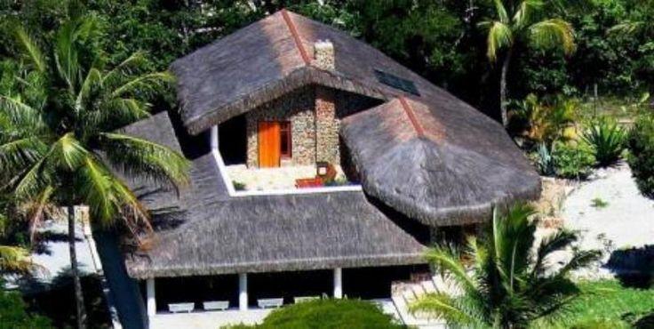 Casa De Luxo Situada No Resort Mais Exclusivo De Porto Seguro - Grande oportunidade de comprar uma casa de luxo, incluindo grandes terraços com vista para o mar e localizada em um...