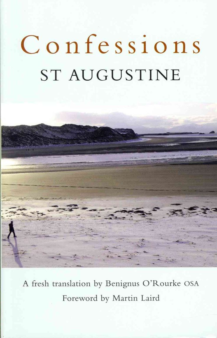 Confessions: St Augustine