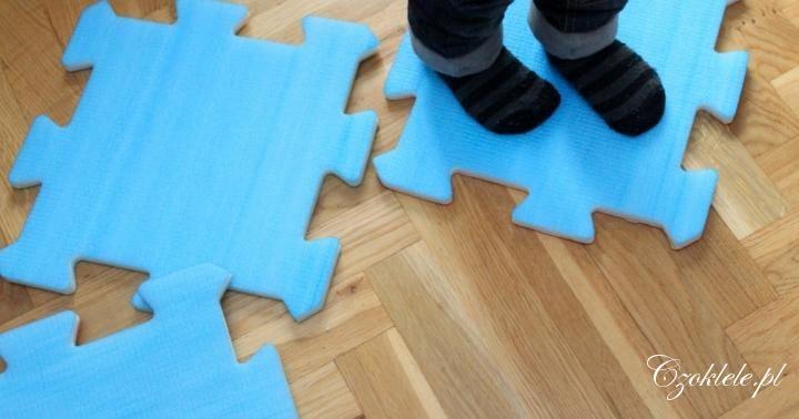 rain puddles at home - Play Activities for kids ----------------------- Domowe kałuże - zabawy dla dzieci
