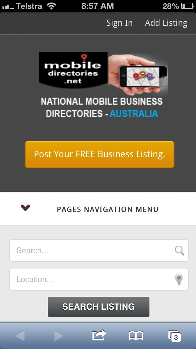 Mobiledirectories.net list your business for free!!