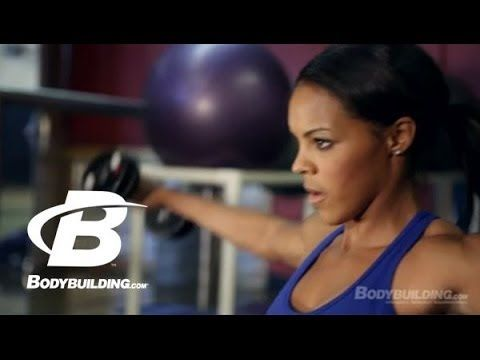 Alicia Harris' Training & Fitness Program - Bodybuilding.com